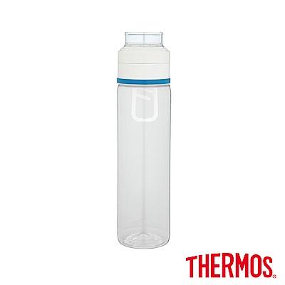 THERMOS膳魔師 Tritan隨手瓶0.71L (TP4056WH)
