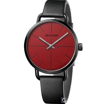 Calvin Klein K7B even 超然時尚腕錶(K7B214CP)42mm
