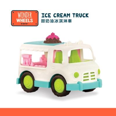 美國【B.Toys】Wonder Wheels系列-甜奶油冰淇淋車