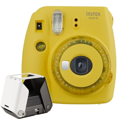 FUJIFILM instax mini 9 相機 公司貨 +Takara Tomy Printoss 印相機