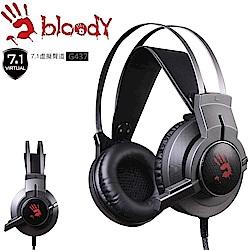 【A4 bloody】炫光電競遊戲耳機-G437 (7.1 虛擬聲道)