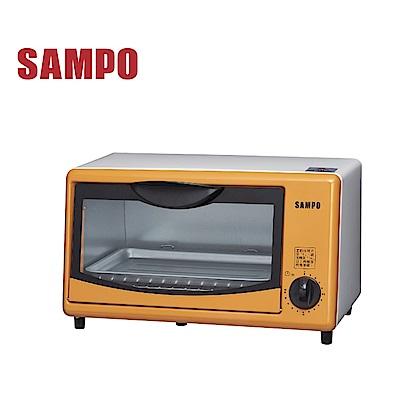 (快速到貨)SAMPO 聲寶 8L 電烤箱 KZ-SH08