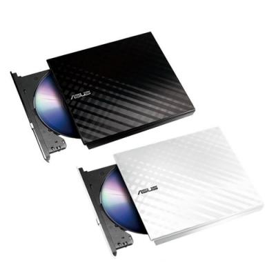 ASUS華碩 SDRW-08D2S-U 外接式超薄DVD燒錄機
