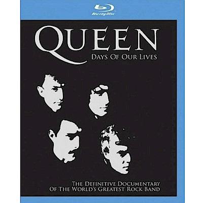 皇后合唱團 Queen Days of Our Lives  藍光   BD