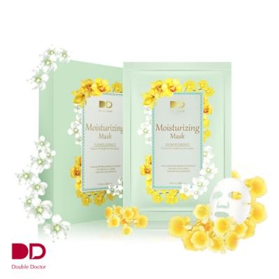 DD御保養 蘭花保濕面膜 5入/盒