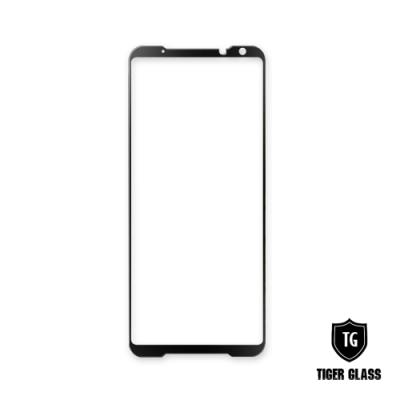 T.G ASUS ROG Phone II ZS660KL 全包覆滿版鋼化膜手機保護貼