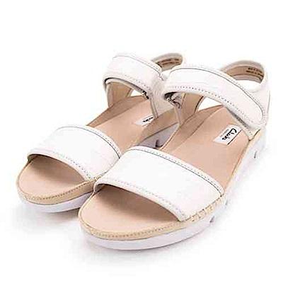 Clarks Tri Nova 女 涼鞋 白