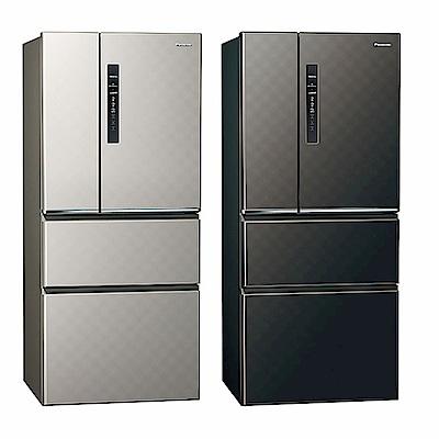 Panasonic國際牌 610L 1級變頻4門電冰箱 NR-D610HV 鋼板面板