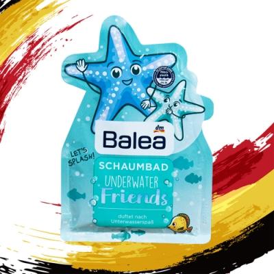 德國Balea 芭樂雅 兒童沐浴露 海洋之星系列 - 40ml 露營 旅行 可愛攜帶