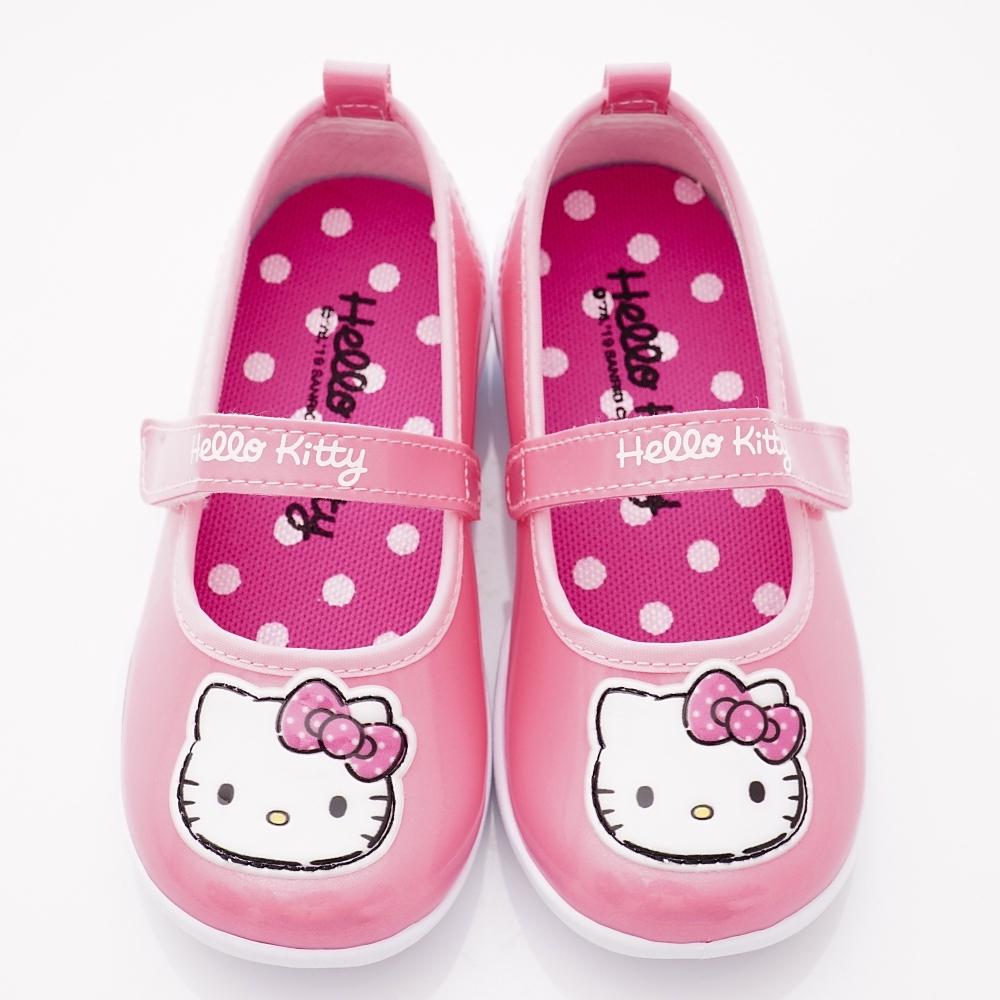 HelloKitty童鞋 輕量娃娃鞋款 SE19851粉(中小童段)