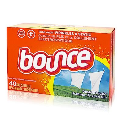 美國進口 Bounce 烘衣柔軟片(40片)