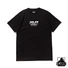 XLARGE S/S TEE XLR RECORD短袖T恤-黑