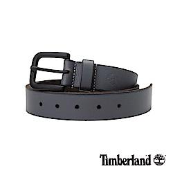 Timberland 中性灰色40mm皮帶|A1DQG