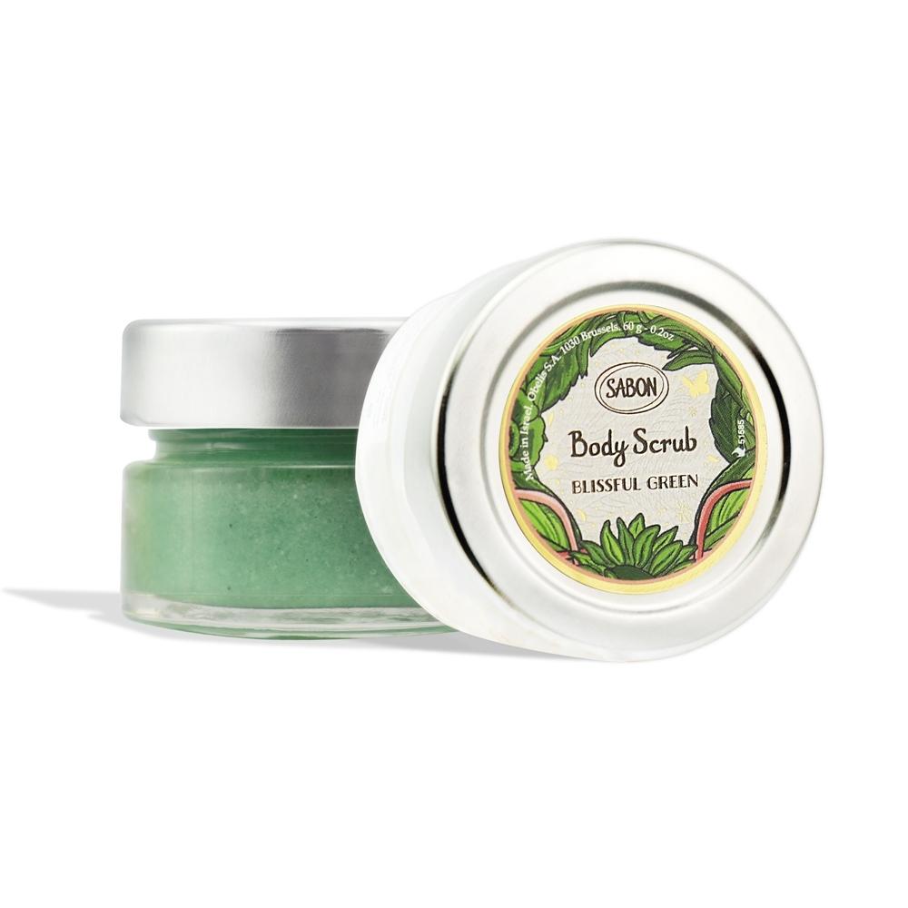 SABON 綠意叢林身體磨砂膏 60g