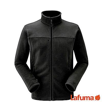 Lafuma 男 FIRST 保暖刷毛外套 黑 LFV111700247