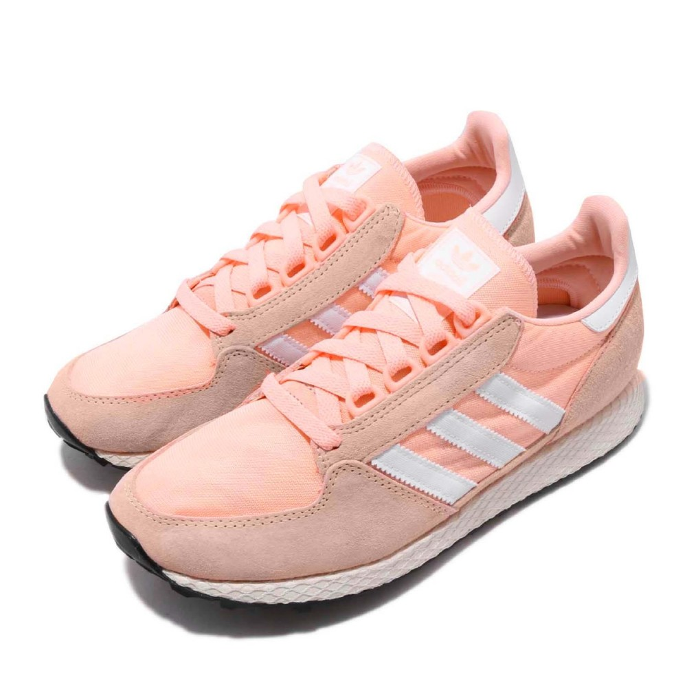 adidas 休閒鞋 Forest Grove 運動 女鞋