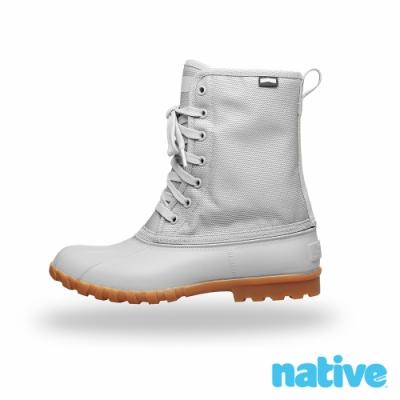 native JIMMY CITYLITE 獵鴨男/女靴-鴿子灰