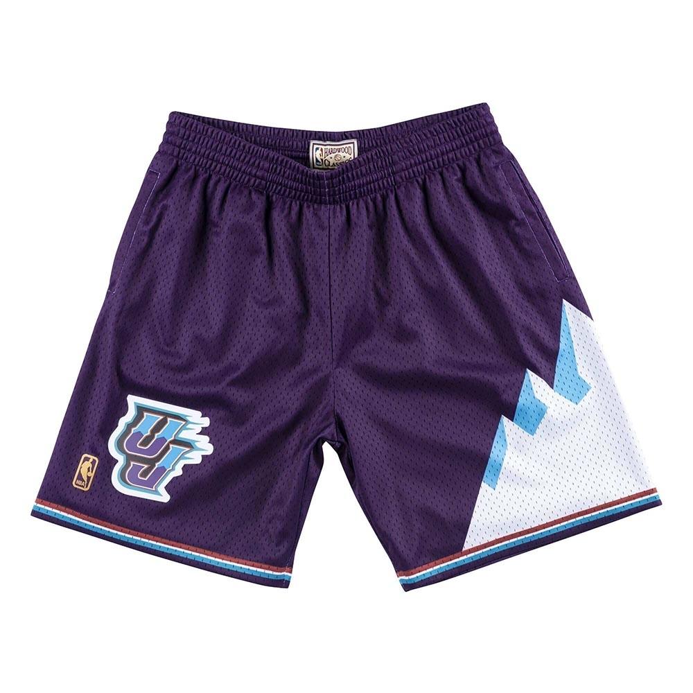 M&N G2二代 Swingman復古球褲 爵士隊 96-97