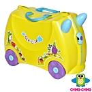 親親 Ching Ching 兒童騎乘登機箱(行李箱)-黃