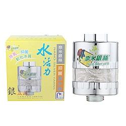 金德恩 台灣製造 Ag+奈米銀絲活性抑菌濾水器/SGS認證-專利款
