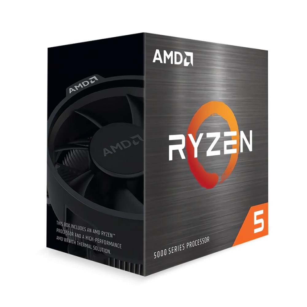 AMD Ryzen 5 5600X 6核/12緒 中央處理器