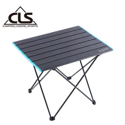 韓國CLS 鋁合金折疊蛋捲桌 摺疊桌 露營桌 登山 野餐 露營(加大型)