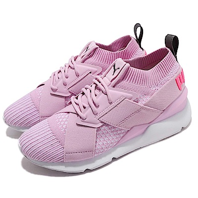 Puma 休閒鞋 Muse EvoKnit 運動 女鞋