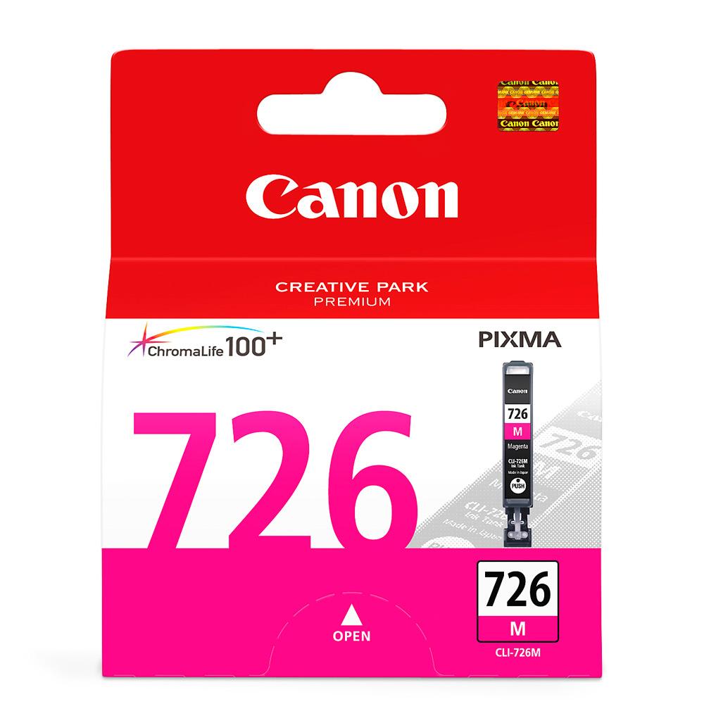 CANON CLI-726M 紅色墨水匣 @ Y!購物