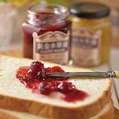 黃金水果鋪 手工果醬-草莓蔓越莓果x3瓶