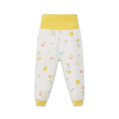 【麗嬰房】Cloudy雲柔系列 嬰兒家居小象印花護肚褲 (73cm~86cm)