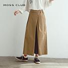 【MOSS CLUB】MIT製 日本布-長褲(二色)