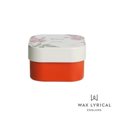英國 Wax Lyrical 午後花園系列香氛蠟燭-玫瑰 Rose 130g