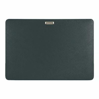 Proxa MacBook Pro 13吋 2018 防刮十字紋保護殼(經典黑)