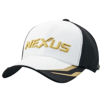 【SHIMANO】NEXUS基本款半網釣魚帽 CA-142T