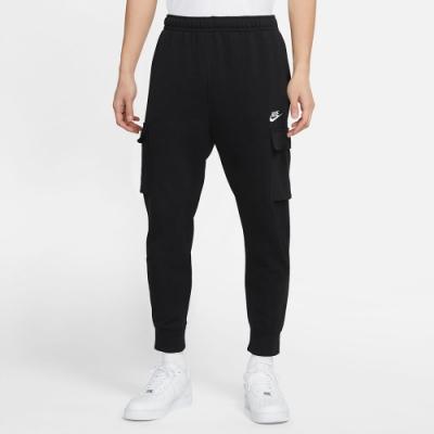 NIKE 長褲 運動長褲 健身 訓練 男款 黑 CZ9955010 AS M NSW CLUB FT CARGO PANT