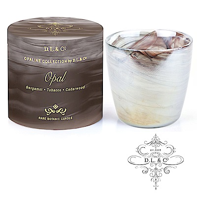 美國 D.L. & CO. 經典乳白光石系列 蛋白石 香氛禮盒 482g