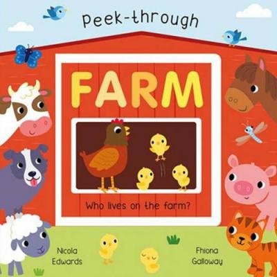 Peek-Through Farm 農場操作書