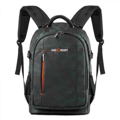 【K&F Concept】戶外者 專業攝影 單眼相機 雙肩後背包 後全開式 大容量  (KF13.119)