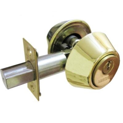 雙面鎖匙輔助鎖 D272 雙面鎖 防盜性強
