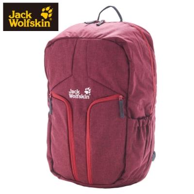 【Jack wolfskin 飛狼】Urban 25 商務型休閒背包『紅色 / 藍色』