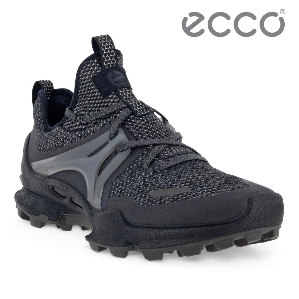 ECCO BIOM C-TRAIL M 縱橫越野健步運動鞋 男鞋 黑色