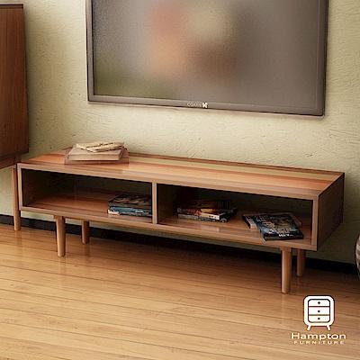 漢妮Hampton米緹日式拼木電視櫃-120x37.5x39cm