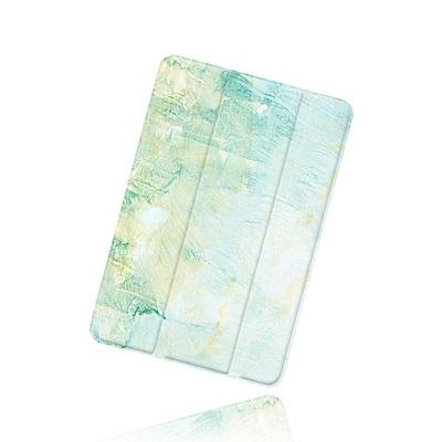 漁夫原創- iPad保護殼 Pro 10.5吋- 嫩綠清新