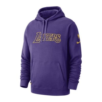 NIKE NBA 連帽T恤 湖人隊