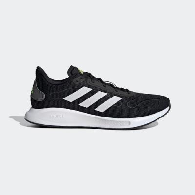 adidas 運動鞋 慢跑 緩震 健身 男鞋 黑 FV4723 GALAXAR RUN SHOES