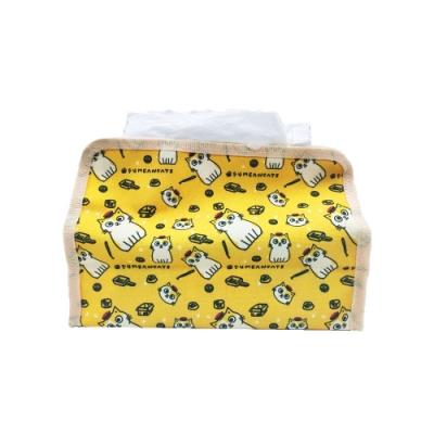 【收納皇后】黃阿瑪的後宮生活系列壓扣式面紙套 4款可選