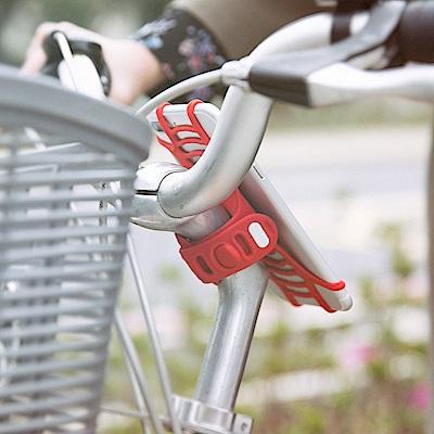 【Bone】Bike Tie 單車行動綁 Pro -紅