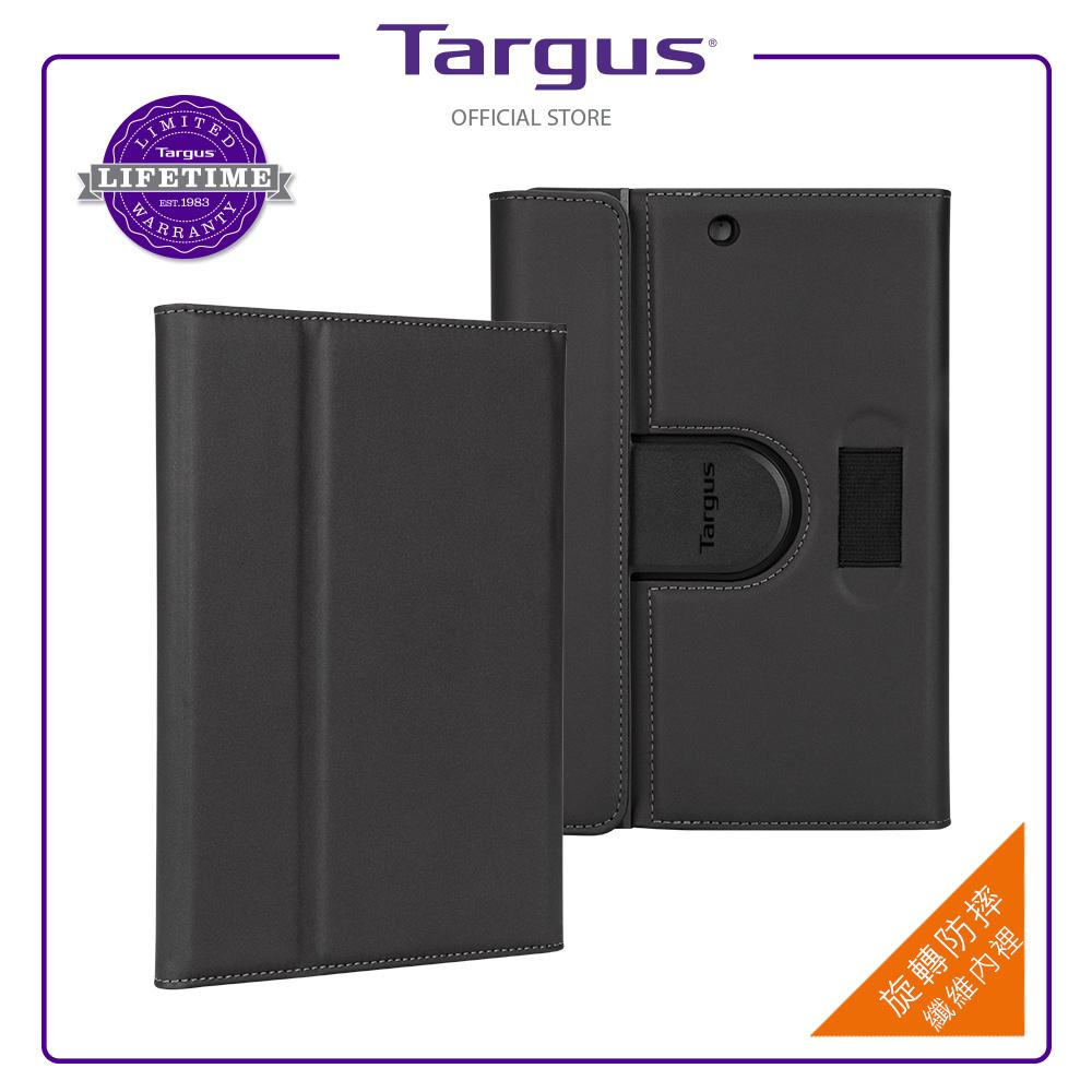 Targus VersaVu Slim360 iPadmini旋轉保護套黑-THZ694