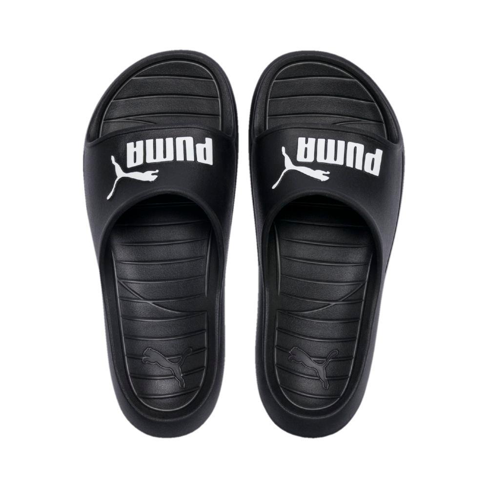 PUMA 拖鞋 運動 男女鞋 黑 36940001 Divecat v2