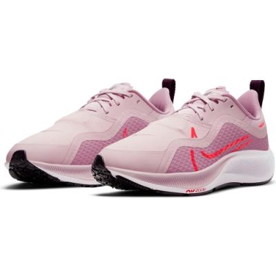 NIKE 慢跑鞋  緩震 訓練 運動鞋 女鞋  粉 CQ8639600 WMNS AIR ZM PEGASUS 37 SHIELD